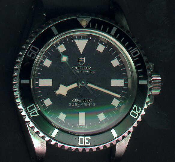 Tudor Submariner MN742