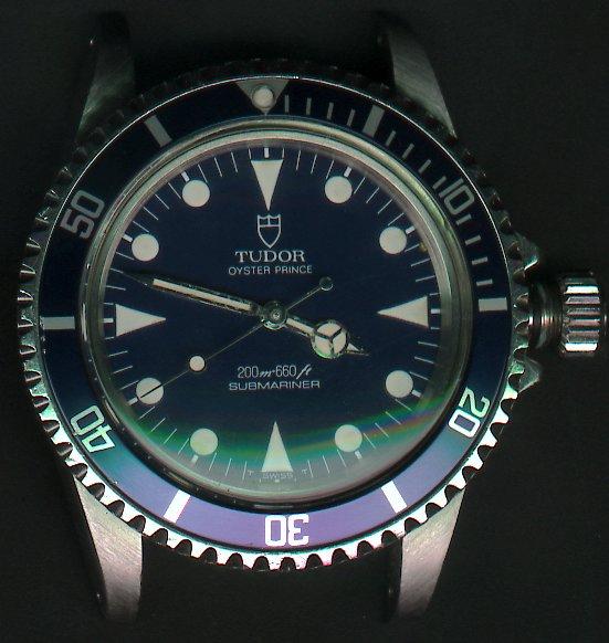 Tudor Submariner MN83