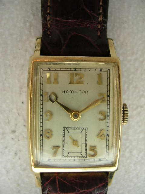 officers with lugs watch old zenith hinged vintage gold watches