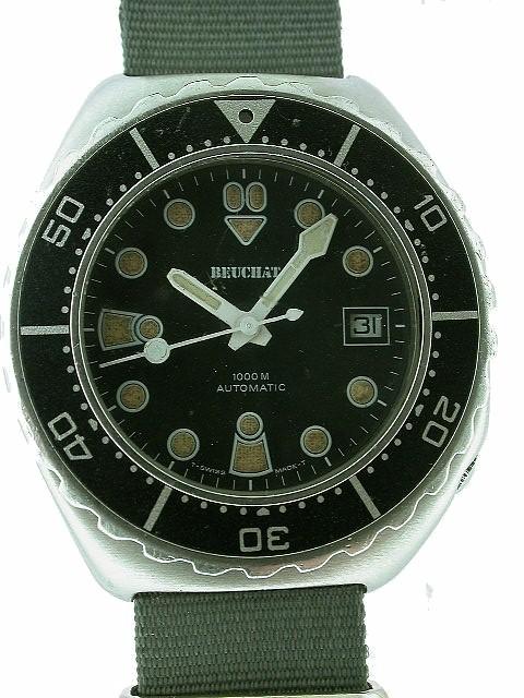 Quand Beuchat faisait des montres militaires ... Rx2144